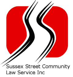 Sussex Street Community Law Service Inc